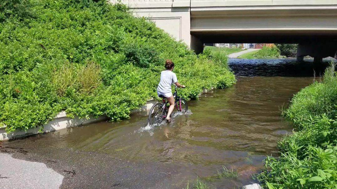 Devan bike challenge